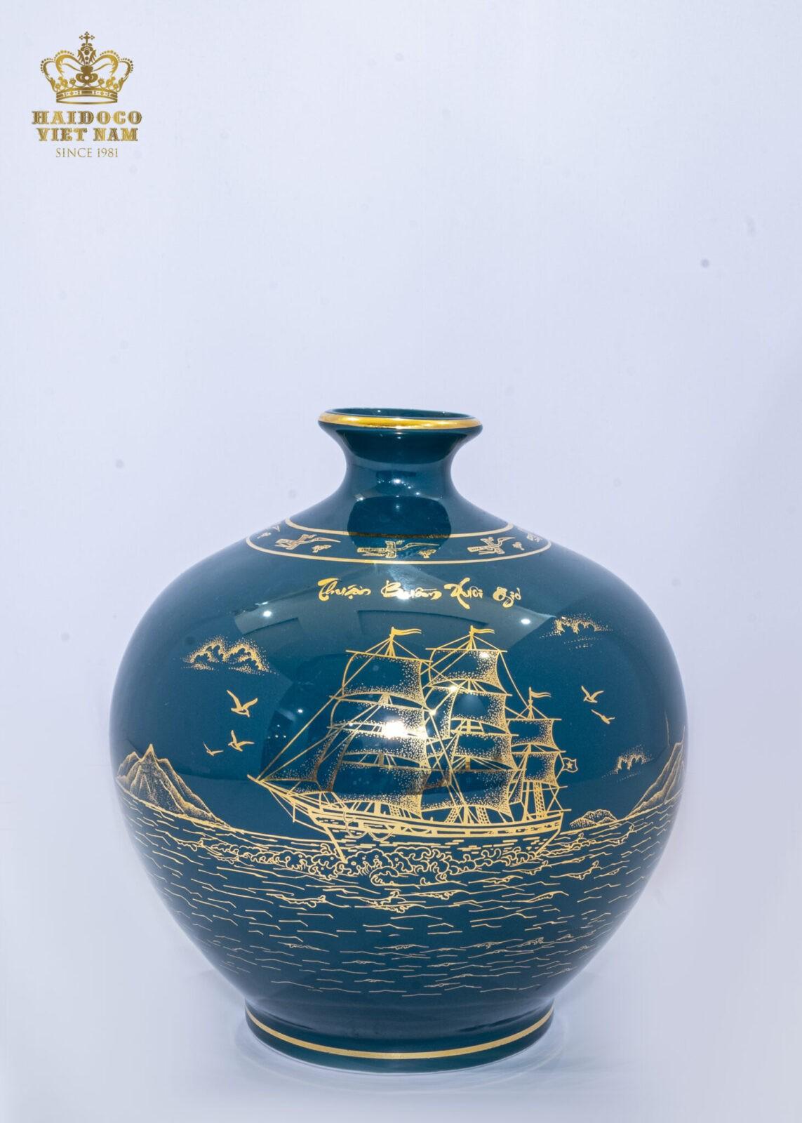Bình Phúc Lộc là món quà tặng phong thủy độc đáo.
